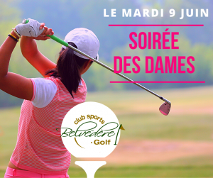 Soirée des dames - Club Sports Belvédère