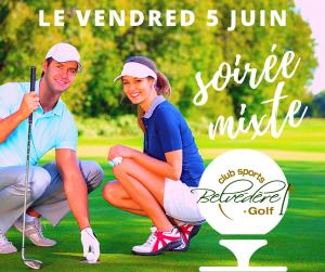 Soirée Mixte - Club Sports Belvédère